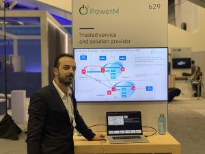 WLA @PowerM Booth- Think2019